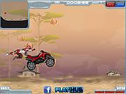 Offroad ATV Lightning game