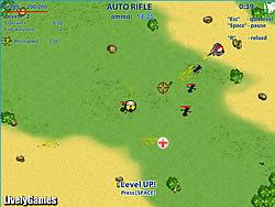 Bughunter Invasion game