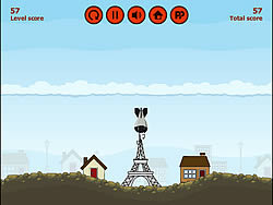 Bomb Town Blow Up Paris game