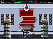 Machine Man game
