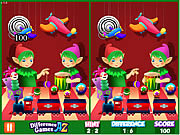 Toy Land Difference game