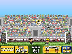 Big Head Football game
