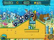 SpongeBob Tractor game