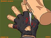 Five Finger Pellet game