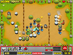 Penguins Attack 4 game