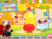 Play Sues dog beauty salon Game