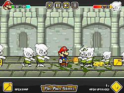 Spiel das Gratis-Spiel  Mario Zombie Rampage