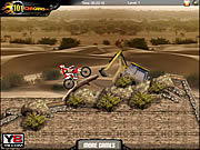 Sahara Biker game