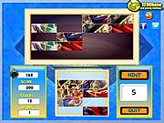 Superman - Click Alike game
