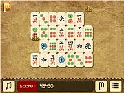 Paper Mahjong game