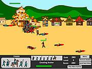 Samurai Defense game