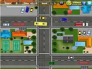Bus Stop Parking game