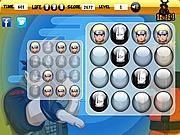 Naruto Memory Balls game