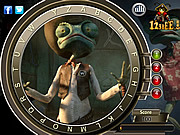 Rango - Find the Alphabets game