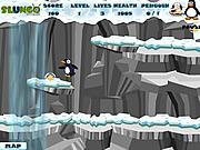 Penguin Adventure game
