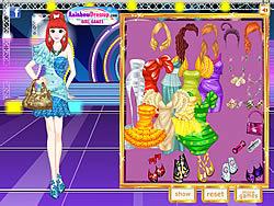 Fashion Forward game