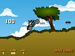Batman Bike game