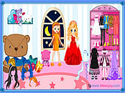 juego Sue Friend's Dress up