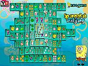 SpongeBob Mahjong game