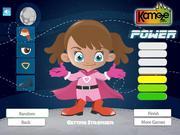 The Avenger Kids game