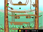 Play Monkey menace Game