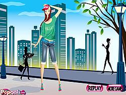 juego Fashion Street Snap Girl