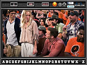 Straw Dogs Find the Alphabets game