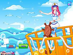 Sailor Girl Dress Up game