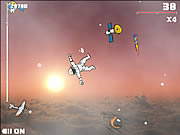 The Felix Jump game