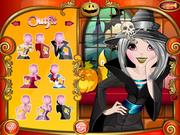 Halloween Makeover game
