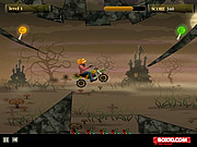 Pumpkin Head Rider 2 game