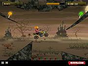 Pumpkin Head Rider 2 game