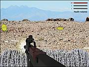Aliens in the Desert game