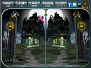 Halloween - Spot the Difference Game game