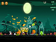 Angry Birds Halloween HD game