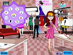 Fashion Designer Girl game