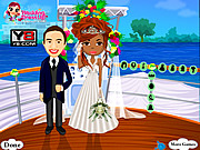 Boat Wedding game