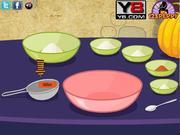 Pumpkin Cake Recipe game