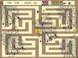 Halloween Maze game
