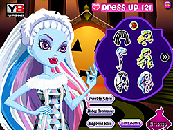 Monster High Costumes game