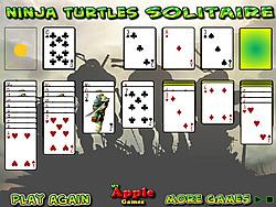 Ninja Turtles Solitaire game