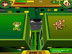 Ben10 Bazooka game