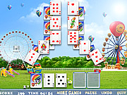 Balloon Cards Solitaire game