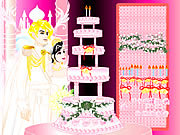 Permainan Design your Wedding Cake