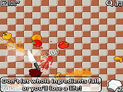 Kitchen Ninja game