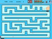 Fish Maze game
