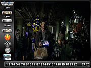 juego Real Steel Find the Numbers