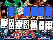 Bakugan Solitaire game