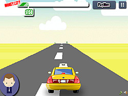 Super Awesome Taxi game