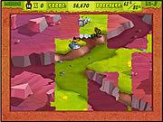 juego Marvin The Martian Land Grab